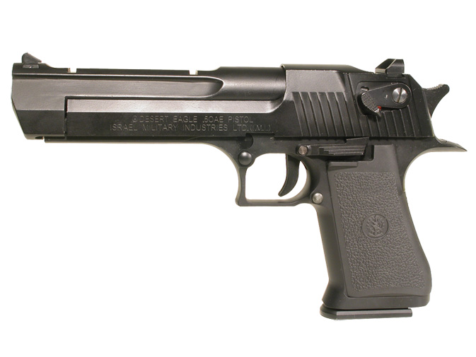 Cumpara replica airsoft DESERT EAGLE 50AE BLOW BACK CO2 METAL (Cyber Gun)