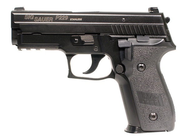 Cumpara replica airsoft SIG SAUER P229 FULL METAL (Cyber Gun)